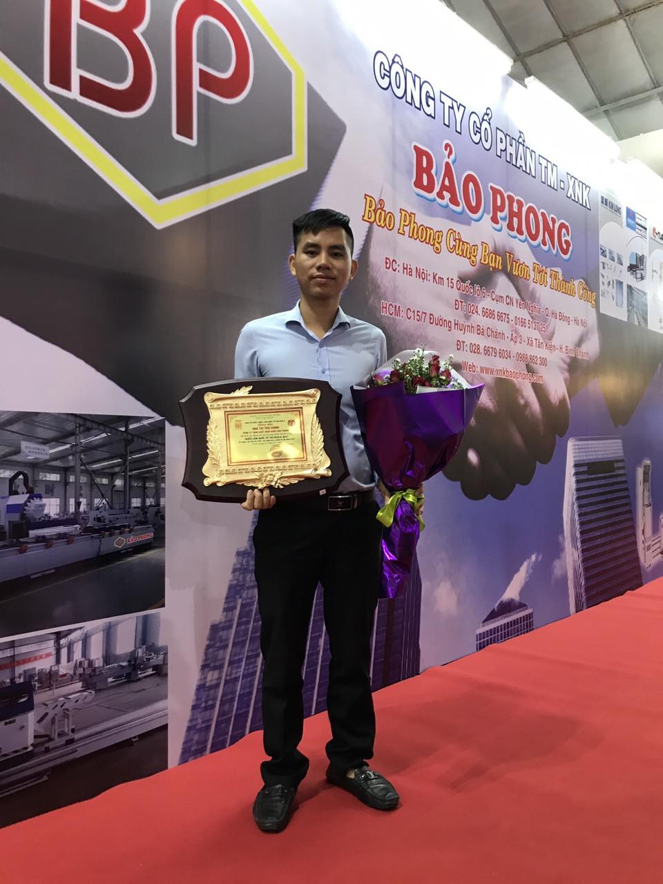Triển lãm Vietbuild Sài Gòn 2017