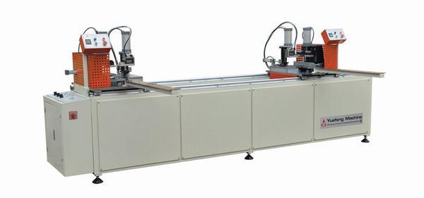 Máy hàn nhựa 2 đầu  SHV2-100