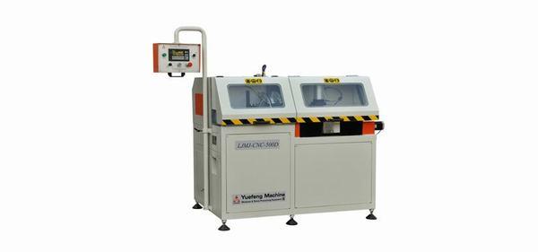 Máy cắt ke nhôm tự động CNC