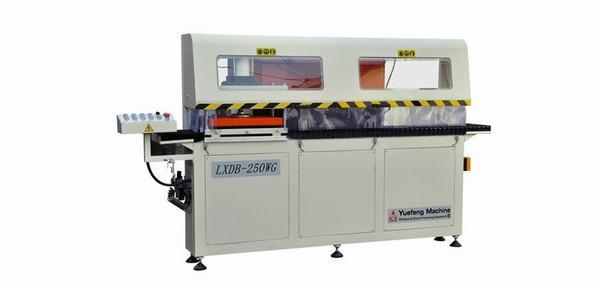 Máy phay đầu đố nhôm đa năng LXDB-250WG