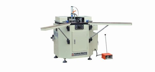Corner Crimping Machine