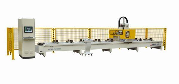 CNC Three-axis Machining Center