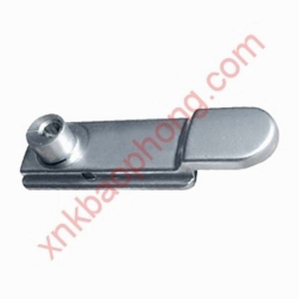 Motion with sliding door lock